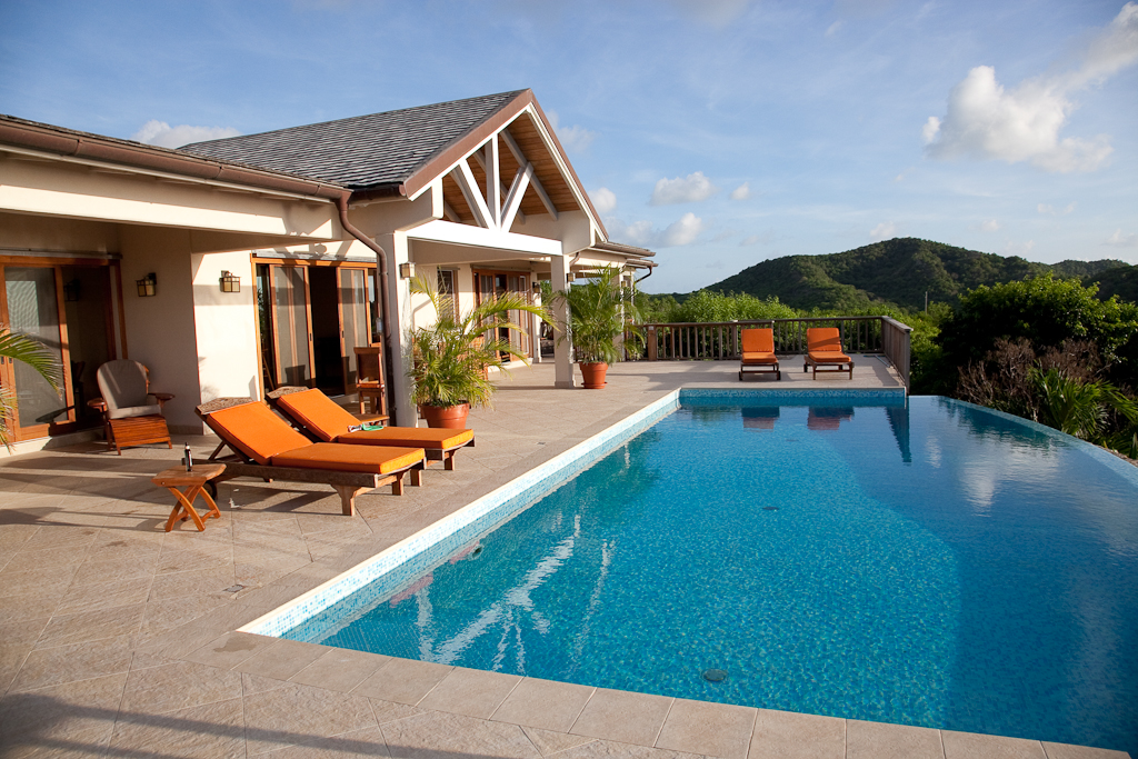 Villas for Rent in Galley Bay Heights Antigua