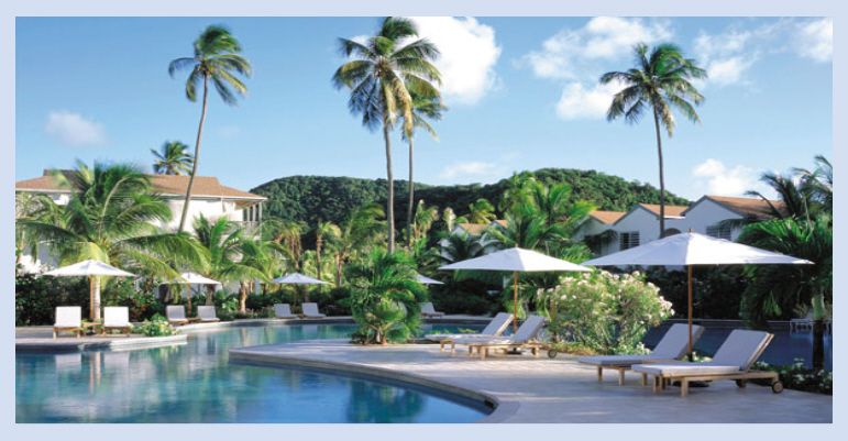 High End Property Rentals Antigua